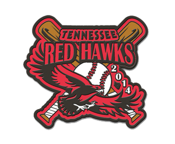 Red Hawks Trading PIns
